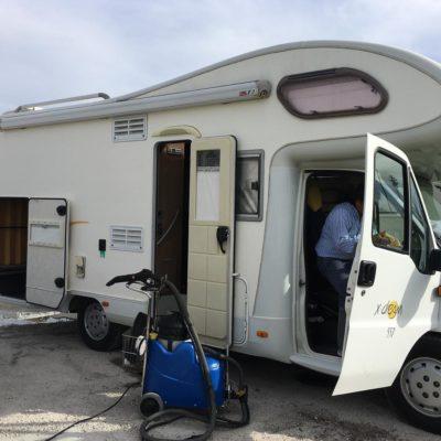Igienizzazione Camper: