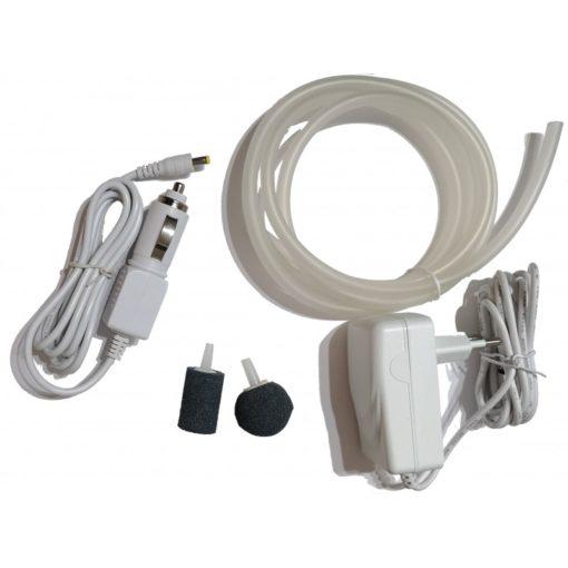 New Sanitizer Box II Purificatore Aria/Acqua Ermes – Generatore d'Ozono Ciclico (Mod. N202F)